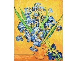 Irises. Van Gogh