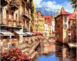 Old streets of Europe