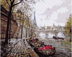 Quay of the Seine