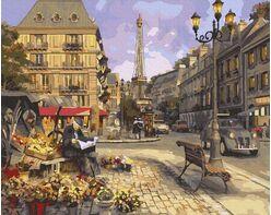 Florist in Paris