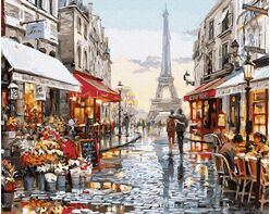 I love you! Paris!