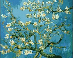 Flowering Almonds, Van Gogh