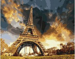 Under the sky of Paris