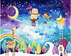 A fairytale circus