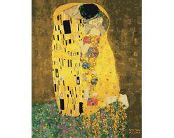 Kiss (Gustav Klimt)