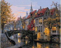 Old Belgian streets, Bruges
