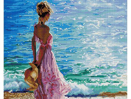 Beauty of the sea (40x50CM) diamond painting