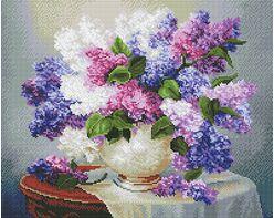 Lilac Aroma (40x50CM)