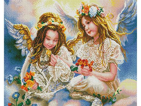 Two Angels (40x50CM) diamond painting