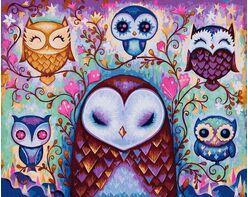 Fabulous owls