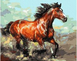 Rampant gallop
