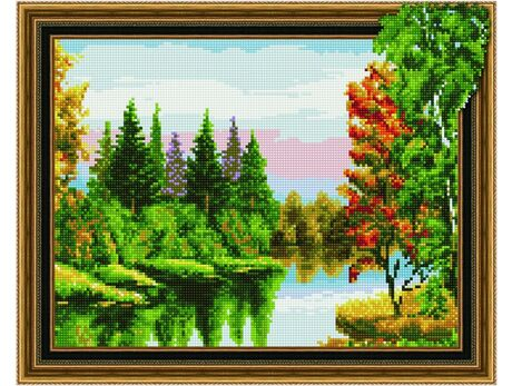 Beauty of nature diamond painting