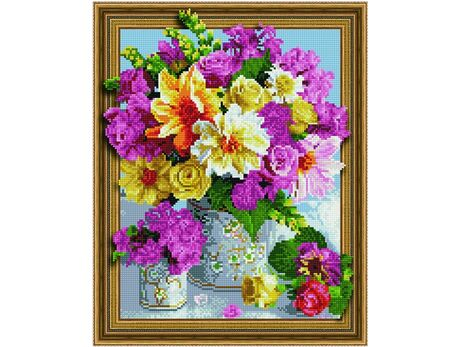 Colorful dizziness diamond painting