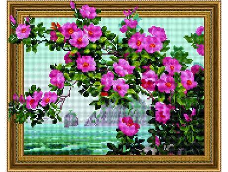 Paradise Island diamond painting