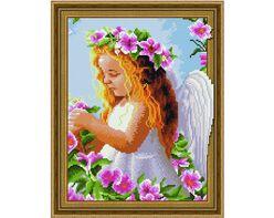 Angelic innocence