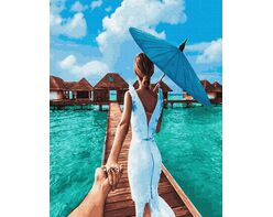 Follow me to Maldives