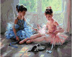 Charming ballerinas