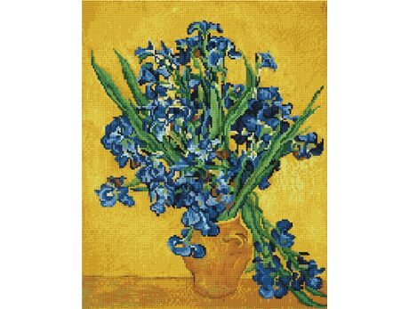 Irises. Van Gogh diamond painting
