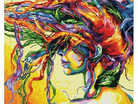 Colorful dreams diamond painting
