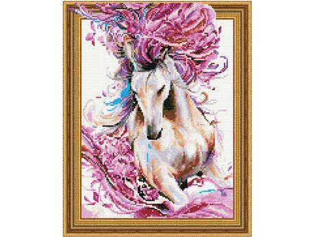 Fairy tale horse diamond painting