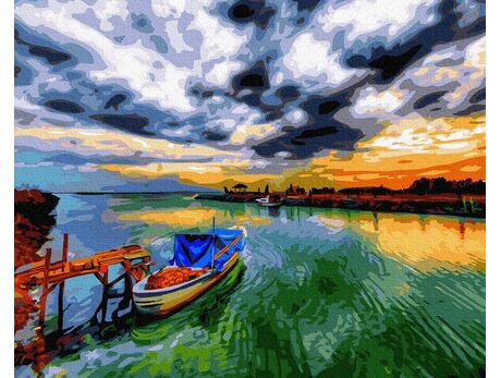 Calm before the storm paint by numbers