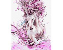 Fairy-tale horse