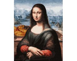 Mona Lisa. Leonardo da Vinci
