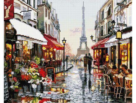 I love you! Paris! diamond painting