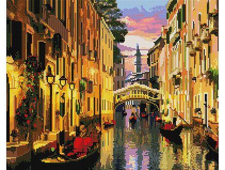 Evening in Venice diamond painting