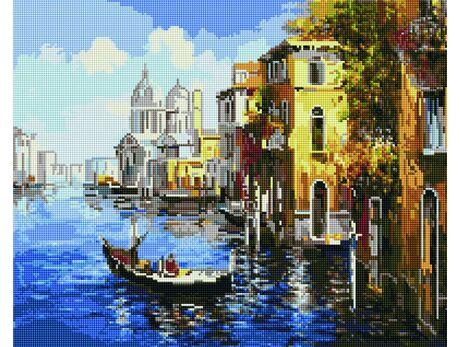 A trip to Venice diamond painting