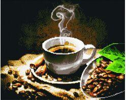 Morning coffee aroma