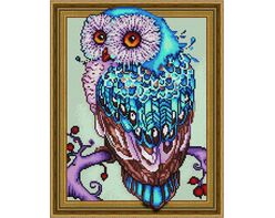 Fairy-tale owl