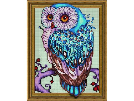 Fairy-tale owl diamond painting