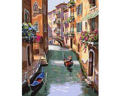 Fabulous streets in Venice