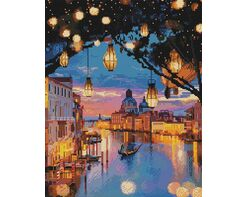 Lights over Venice