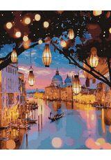 Venice night lights
