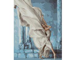 Mysterious ballerina