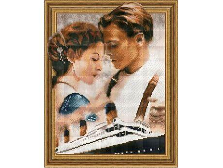 Titanic- love ship diamond painting