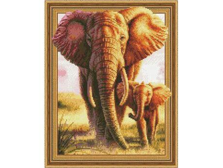 Elephant- symbol of peace diamond painting
